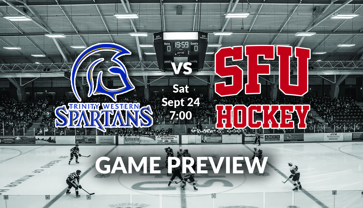 sfu vs twu preseason