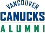 SFU graduates Piller and Mysiorek support Comox Valley KidSport alongside Canucks Alumni