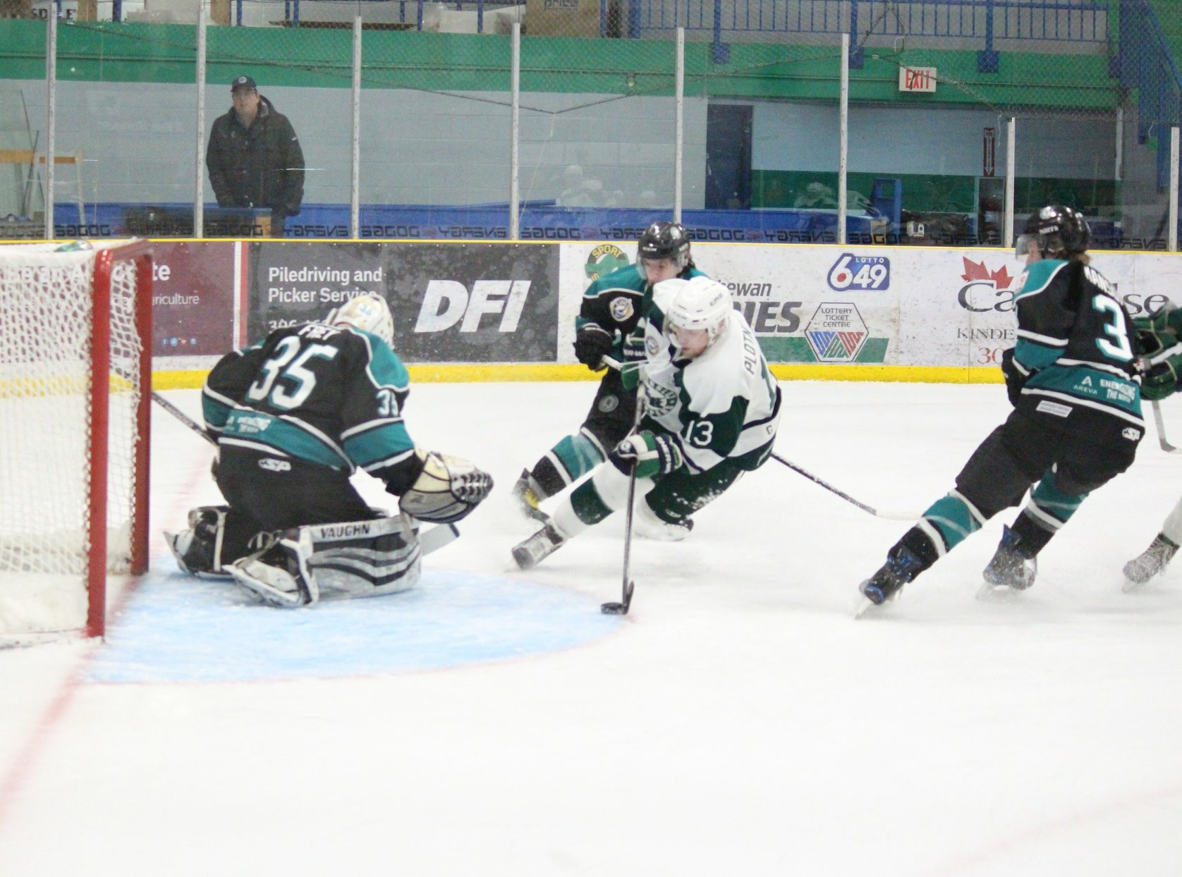 SFU announces addition of former Kindersley Klippers Captain Cole Plotnikoff