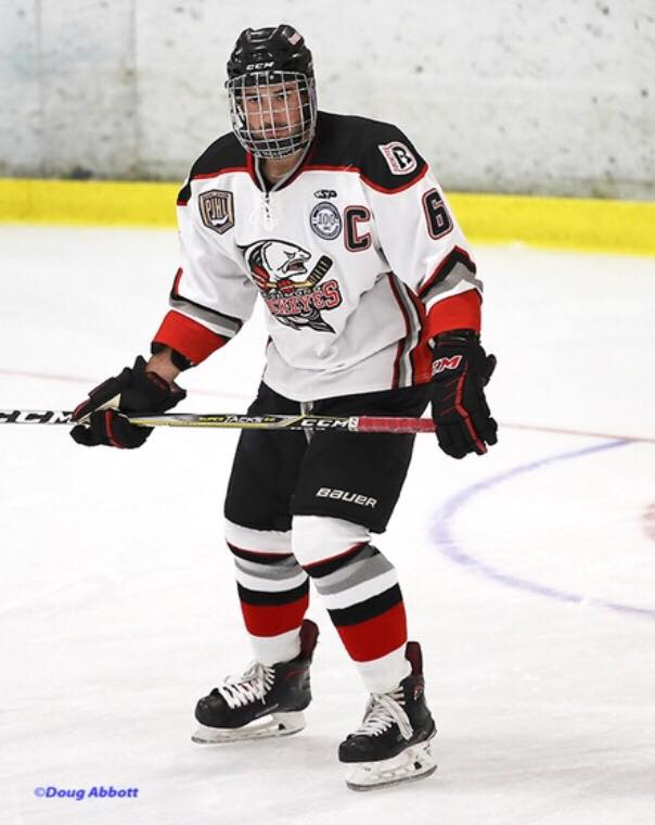 SFU announces commitment from Richmond Sockeyes captain Matt Brown