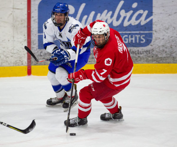 SFU clinches home ice advantage with back-to-back wins to close regular season