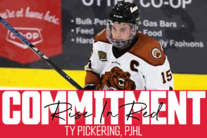 Recruit Announcement: Ty Pickering