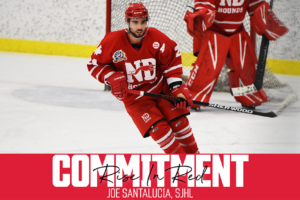 Recruit Announcement: Joseph Santalucia