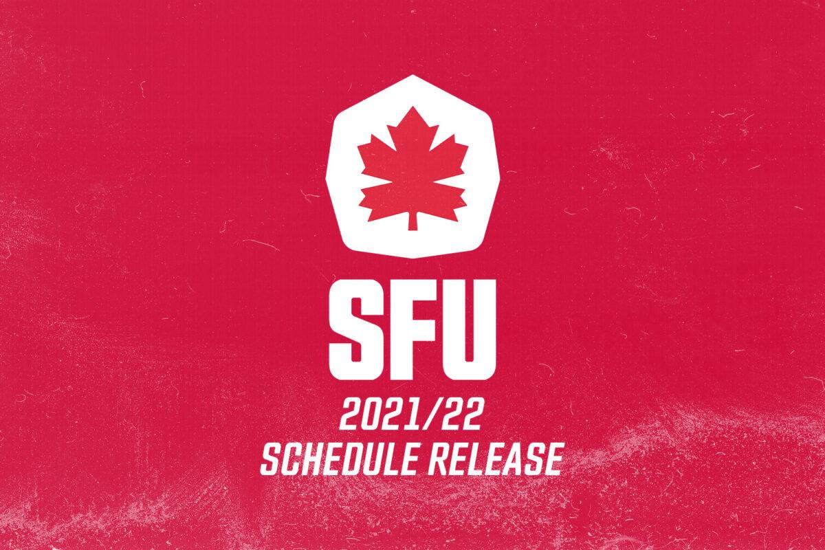 2021/22 Schedule Release
