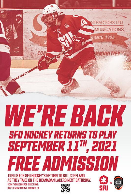 Sept 11th – SFU vs OKL (pre-season)