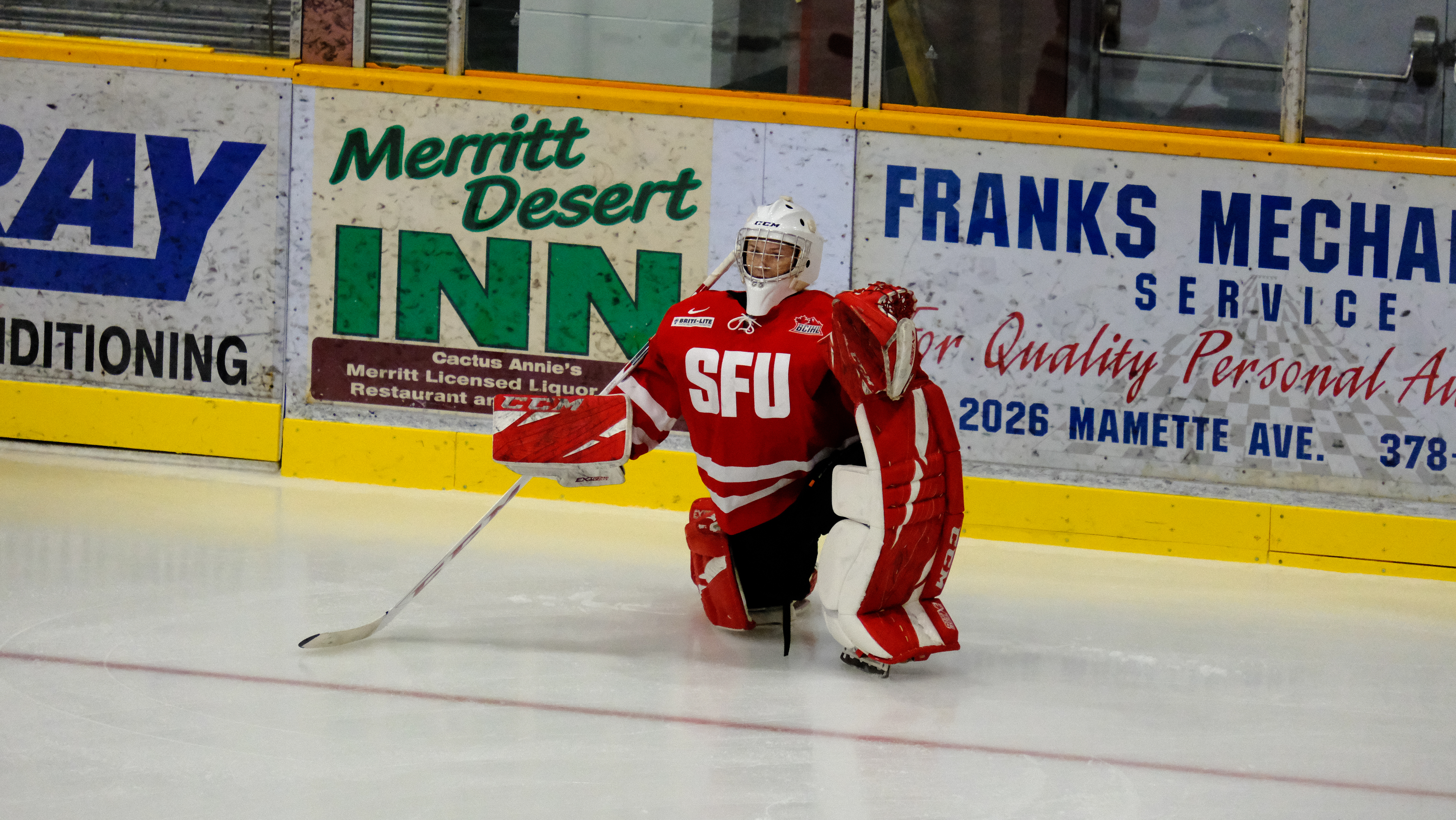 SFU def. OKL 5-1; Makes History